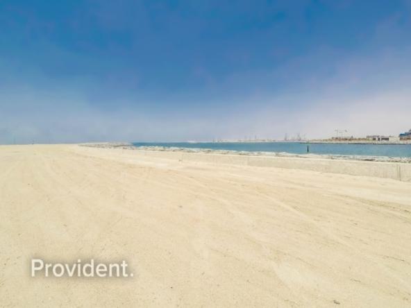 Excellent Location|Beachfront Villa Plot|Freehold