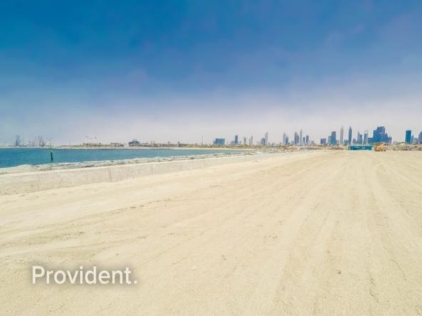 Corner G+1 Villa Plot in La Mer Jumeirah|Freehold